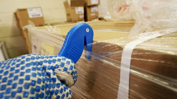 SC365 Shrink-Wrap & Strap Cutter